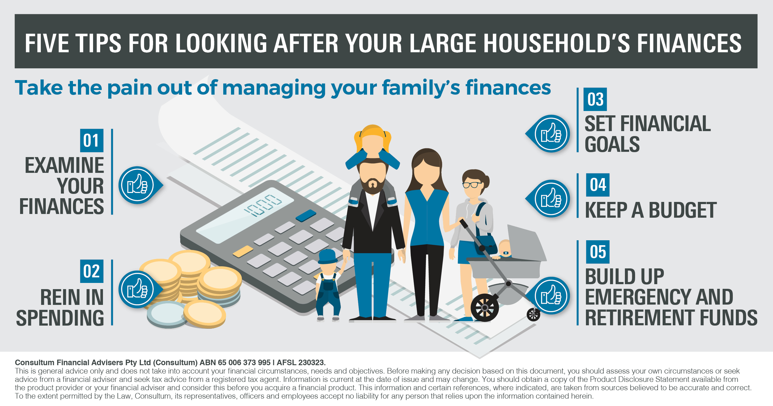 Infographic_Consultum_Five tips for looking after your large household's finances